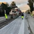 Sindaco Metta: al via i lavori di rifacimento del manto stradale.
