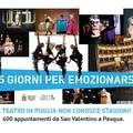 Assessore Di Nauta: Teatro Pubblico Pugliese, Regione Puglia e Comuni soci, 400 appuntamenti da S. Valentino a pasqua -VIDEO-