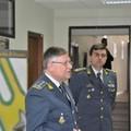 Guardia di Finanza: visita del Comandante interregionale dell'Italia meridionale