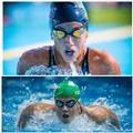 Nuoto: Elena e Adriana Compierchio fanno il botto nei regionali assoluti di Bitonto