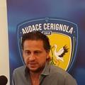 Audace Cerignola, il presidente Grieco: «Niente dimissioni. Andiamo avanti per vincere anche in D»