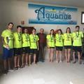 Domenica intensa di gare con i Campionati Regionali Fin Puglia stagione 2018 per il team Aquarius.