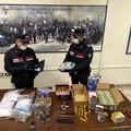 Foggia, arrestato dai carabinieri un 36enne che trasportava 3 kg di cocaina.
