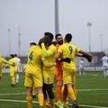 Il Cerignola domina il Brindisi: 4-0 al 'Monterisi'