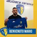 Audace Cerignola, altro colpo per i gialloblù: c'è la firma di Mario Marotta