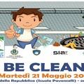 """L'evento ambientale """"BE CLEAN!"""" è rinviato a martedì 21 Maggio."""