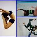 Aurora Debono, la cerignolana campionessa regionale di ginnastica artistica - VIDEO E FOTO -
