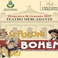 """Assessore Petruzzelli: Questa sera """"La Bohème"""" al Teatro Mercadante."""