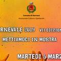 """Carnevale Stornarese 2019 """"mettiamoci in mostra"""" -LOCANDINA IN ALLEGATO-"""