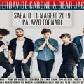 Pierdavide Carone & Dear Jack a Palazzo Fornari l'11 Maggio.