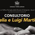 """Il 28 Ottobre inaugurazione del Consultorio Diocesano  """"Zelia e Luigi Martin"""" a Cerignola."""
