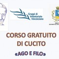 Gruppo di Volontariato Vincenziano e Amministrazione Comunale insieme per il corso gratuito di cucito.
