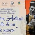 Il prete dei poveri Il musical sul venerabile Don Antonio Palladino