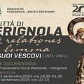 Mostra documentaria bicentenario della sede vescovile