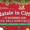 """Qusta sera, lungo il Corso A. Moro, """"Natale in Città"""" dalle ore 17:00 alle ore 22:00."""