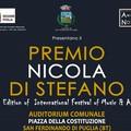 """""""Premio Nicola Di Stefano""""  - San Ferdinando di Puglia. La conferenza stampa -VIDEO CONFERENZA STAMPA-"""