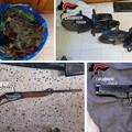 Cerignola: detenzione armi per attrezzature per assalto ai portavalori, arrestato un settantenne -VIDEO E FOTO-