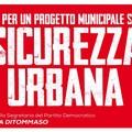 Sicurezza urbana: Venerdì 5 Luglio il convegno del PD di Cerignola