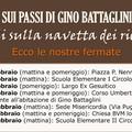 Sui passi di Gino Battaglini, parte il pullmino narrante della Misericordia di Orta Nova