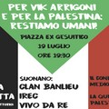 Orta Nova - Per Vik Arrigoni e per la Palestina