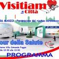 Il Cuore pulsa nella villa comunale di Foggia: visite gratuite per il tour della salute