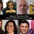 Regionarie M5S, i più votati in provincia di Foggia