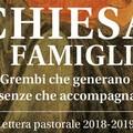 La nuova Lettera Pastorale del vescovo Luigi Renna: Chiesa e famiglia