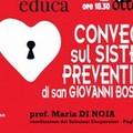 """Convegno """"Chi ama educa"""" sul sistema preventivo di San Giovanni Bosco"""