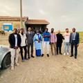 L'ambasciatore del Niger  ospite della Caritas Diocesana di Cerignola-Ascoli Satriano