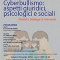 """""""Cyberbullismo: aspetti giuridici, psicologici e sociali~Rimedi e strategie di intervento """""""