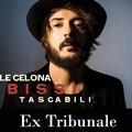 """""""Natale all'ex Tribunale"""" – il cantautore Daniel Celona presenta """"Abissi Tascabili""""."""
