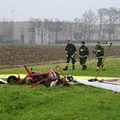 Tragedia a Chivasso (To) Precipita ultraleggero, muore pilota di 71 anni