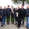 Sindaco Metta: Borgo Tressanti, consegna del campo sportivo alla Diocesi  -VIDEO E FOTO-