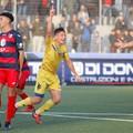 Carannante-Lattanzio: Francavilla battuto 2-0