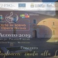 Giovedì 8 Agosto la lirica a Palazzo Fornari