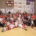 Fenice Volley Cerignola, primo successo in B: Sir Safety al tappeto per 3-0