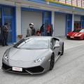 Guida Ferrari e Lamborghini al Kartodromo Santa Cecilia di Foggia domenica 19 Maggio 2019 -VIDEO-
