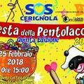 """SOS - 25 Febbraio  """"Festa della Pentolaccia """"."""