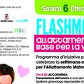 Settimana mondiale per l'allattamento materno Con la ASL Foggia, incontri, danze e flash mob