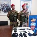 4 arresti tra Cerignola e Stornara. Ritrovata attrezzatura Ginnica rubata in Emilia Romagna -FOTO-