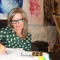 """""""L'evoluzione dell'espressione artistica"""", a Bari espone l'artista cerignolana Assunta Fino."""