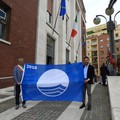 Risultato storico per Zapponeta: l'Amministrazione Comunale conquista la Bandiera Blu