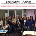 """ERASMUS + KA229, la Scuola """"G. Marconi""""  pilota del progetto europeo biennale -VIDEO E FOTO-"""