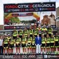 Al via allaFondo Città di Cerignola, prova dei circuiti Centro Italia Tour e Giro dell'Arcobaleno.