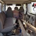 """Sequestri di furgoni """"trappola"""" a Cerignola e Stornara"""