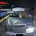 Sventato un furto ai danni del Bar Tabaccheria della Stazione di Servizio AGIP di Orta Nova.
