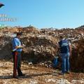Gestione illecita di rifiuti, sequestri e 13 denunce