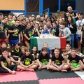 "Mondiali WTKA 2019, la ""Fighters Cerignola"" sul podio"