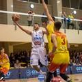 L'Udas Basket nell'infrasettimanale attende Senigallia al PalaDileo