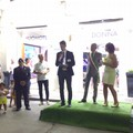 Inaugurazione del Salotto AmbientiAmo, un dono per i cittadini